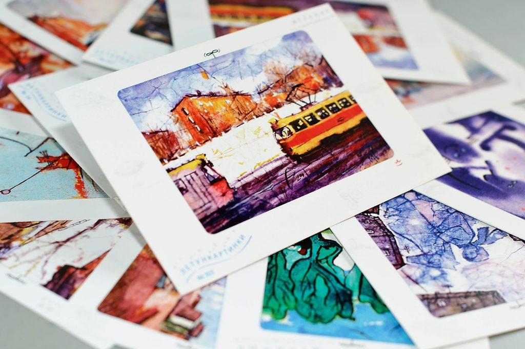 Печать открыток с фото